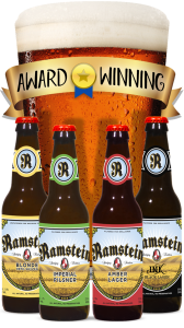 Ramstein is an Award Winning Beer