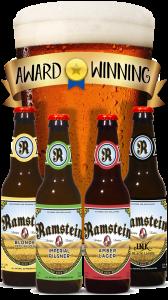 Ramstein is an Award Winning Beer